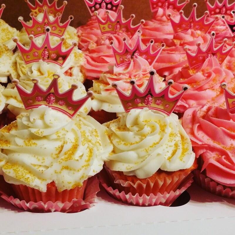 Cupcakes Moya Yummy Melts